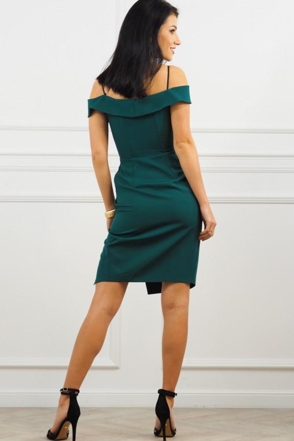 Sukienka Lucia Zielona 7