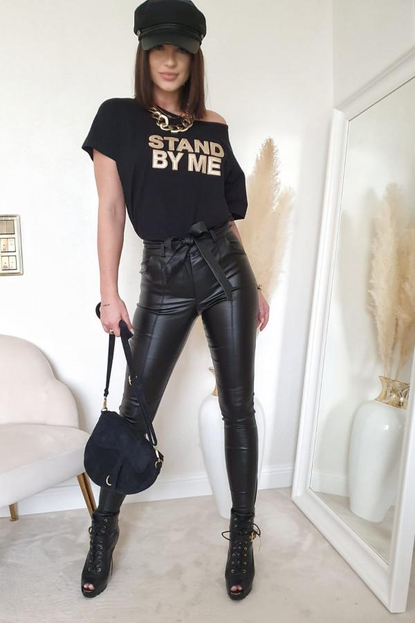 Bluzka czarna stand by me 1