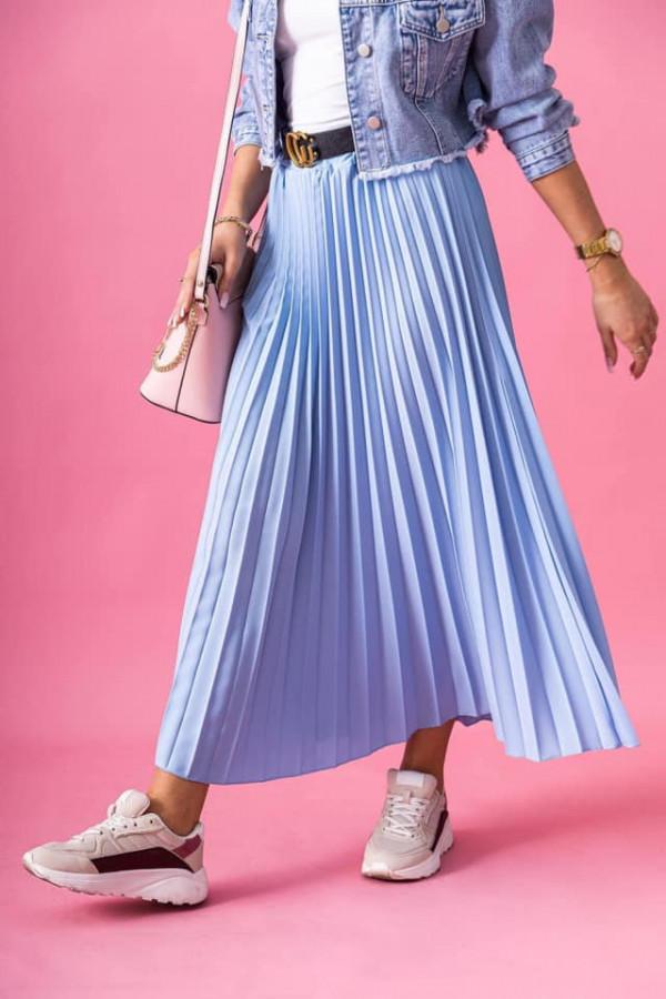 Spódnica niebieska Amanda