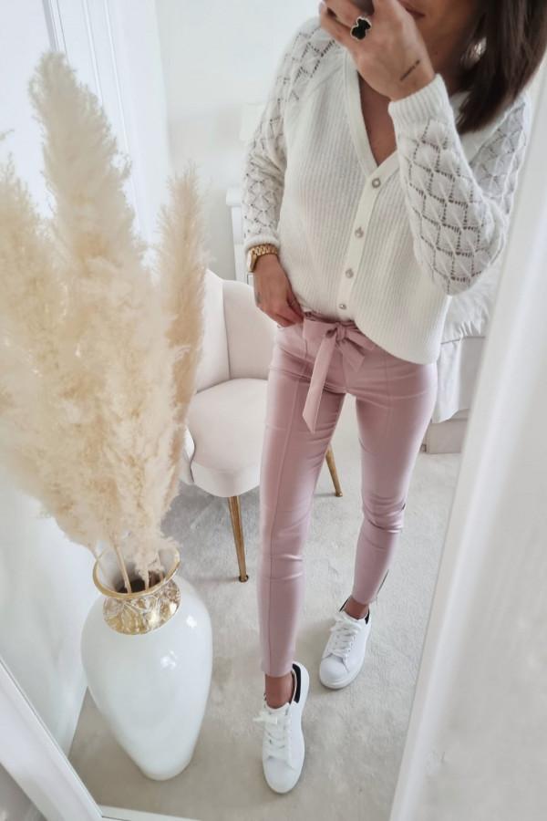 Biały sweter Marta 4