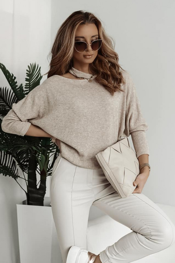 Sweter szary Daniela