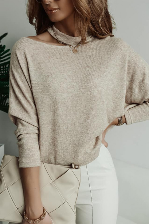 Sweter szary Daniela 2
