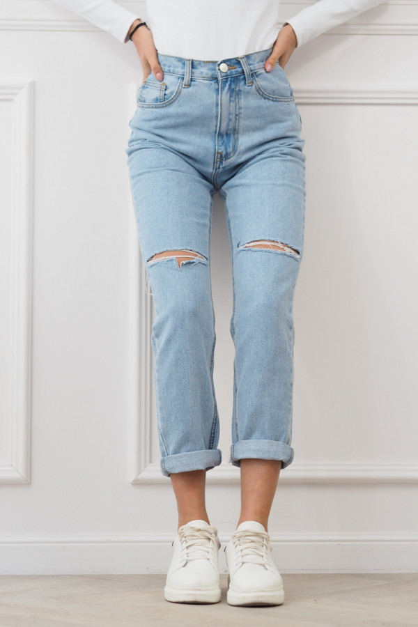 JEANSY MOM FIT 1