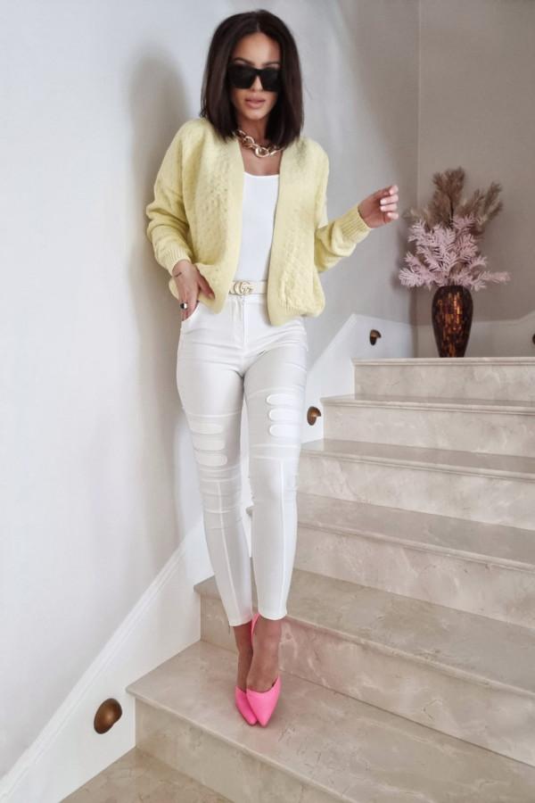 Żółty sweter Gianna 2