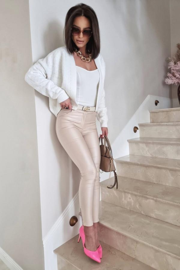 Biały sweter Gianna 3