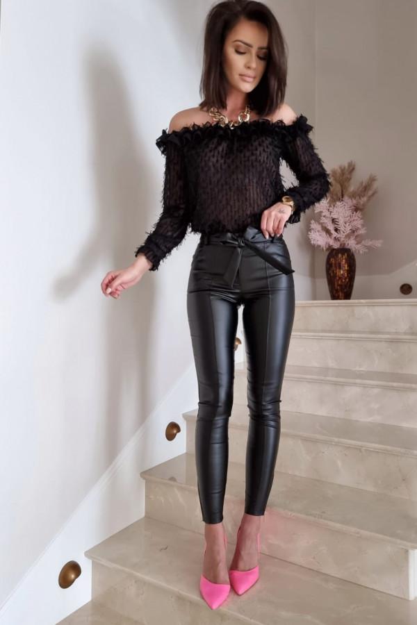 Czarna bluzka Felicia 4