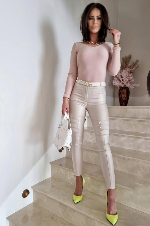 Różowa bluzka Marta 2