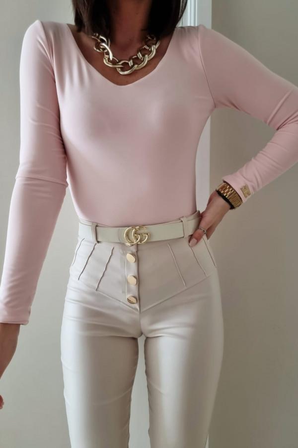 Różowa bluzka Marta 3