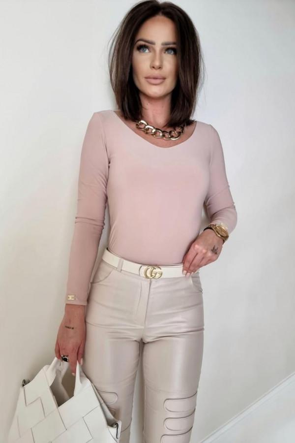 Różowa bluzka Marta 4