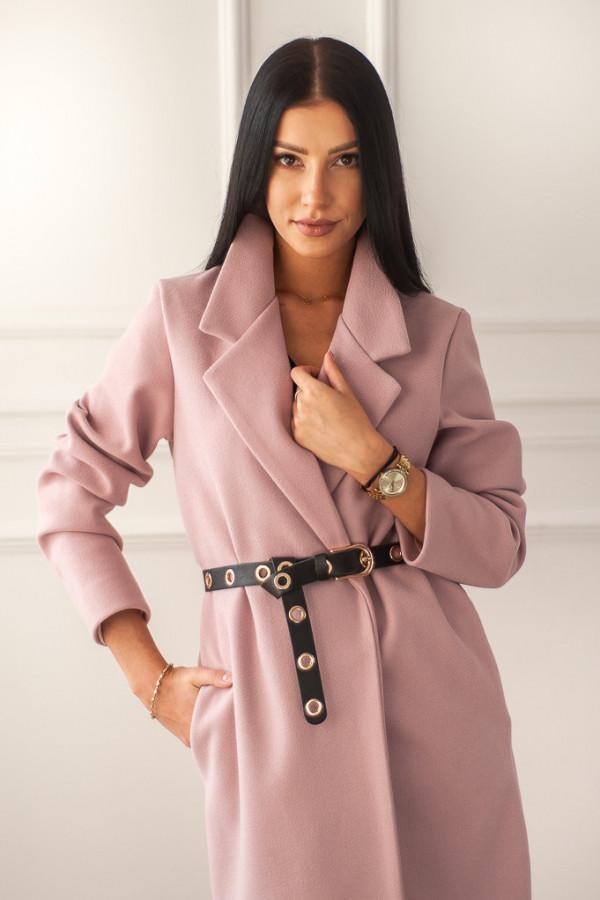 Płaszcz różowy Felicia