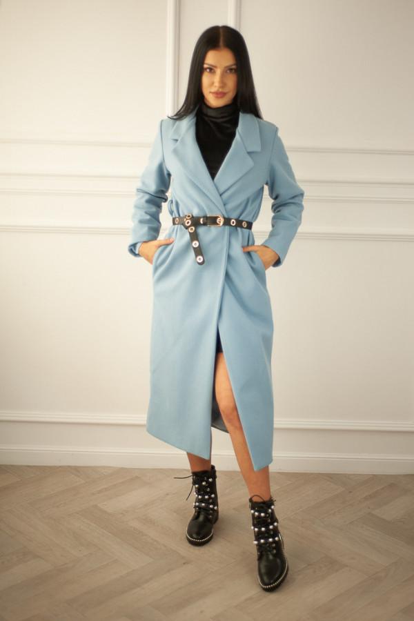 Płaszcz niebieski Felicia 1