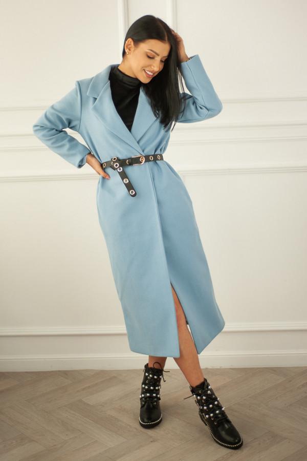 Płaszcz niebieski Felicia 2