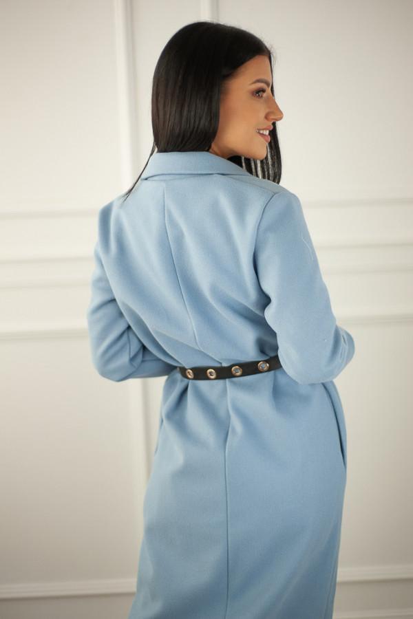 Płaszcz niebieski Felicia 3
