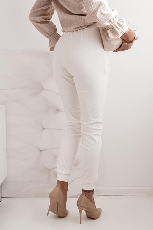 Spodnie białe Cora 2