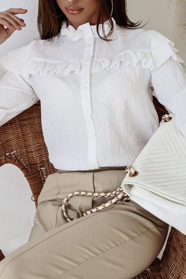 Bluzka biała Sarah