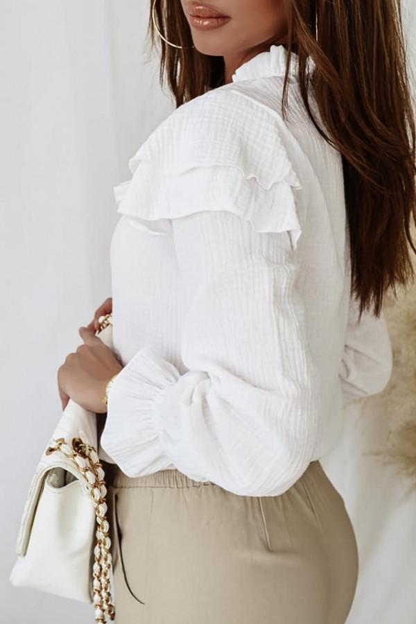 Bluzka biała Sarah 2