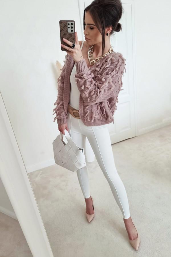 Sweterek brązowy Adrie 1