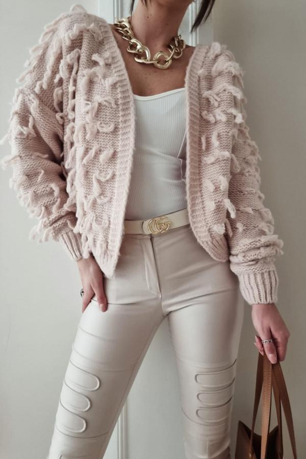 Sweterek beżowy Adrie 1