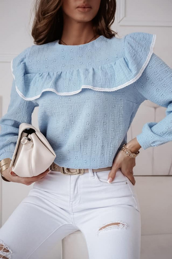 bluzka ażurowa uno II