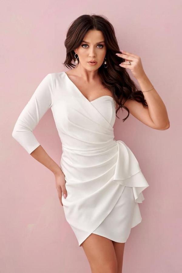 Sukienka Octavia ecru