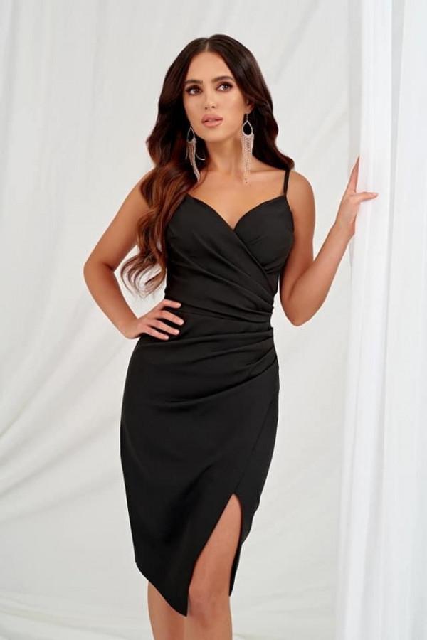 Sukienka Agata czarna