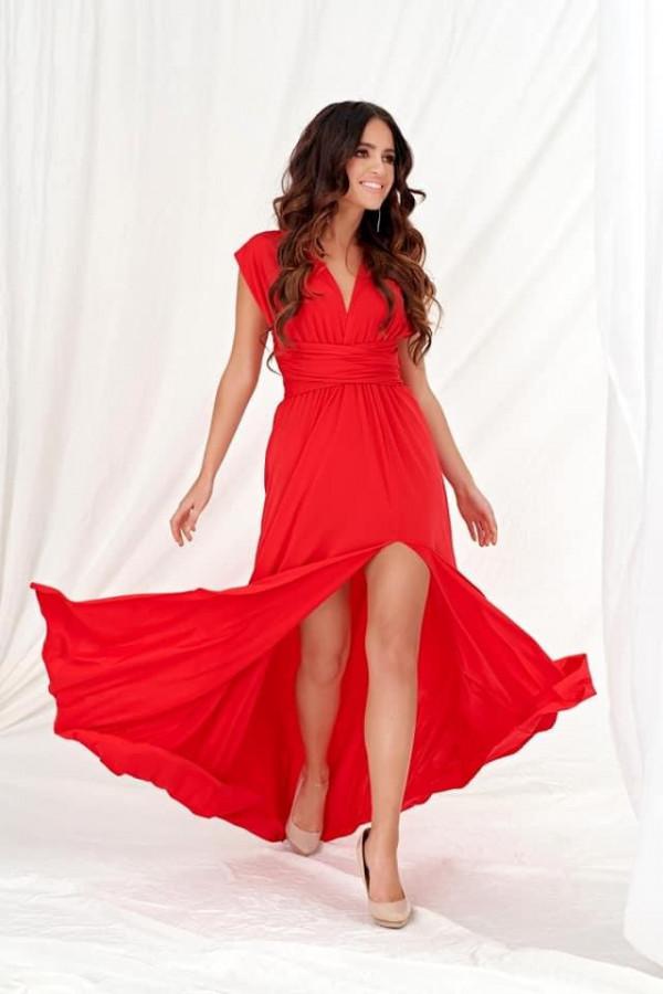 Sukienka Marina czerwona