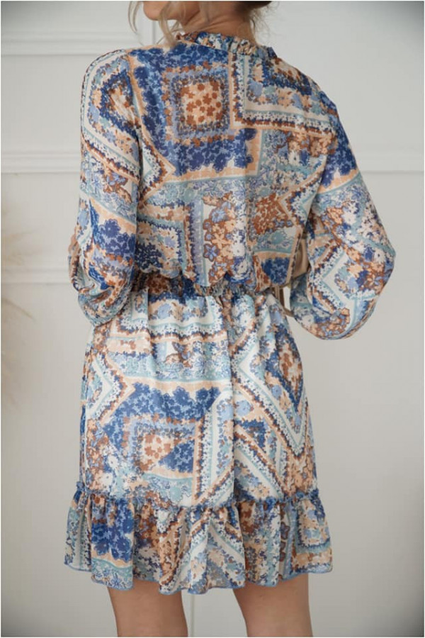 Sukienka szyfonowa 2