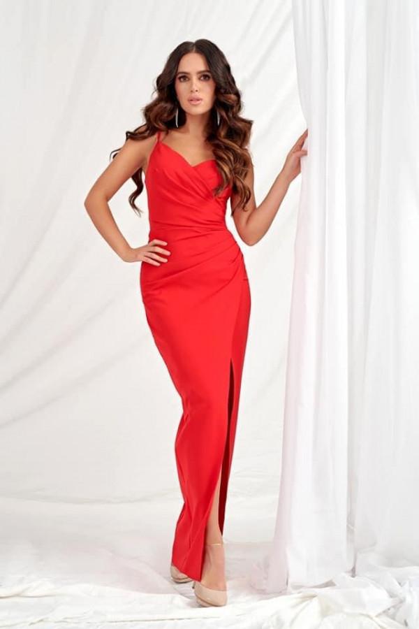 Sukienka Agata II czerwona