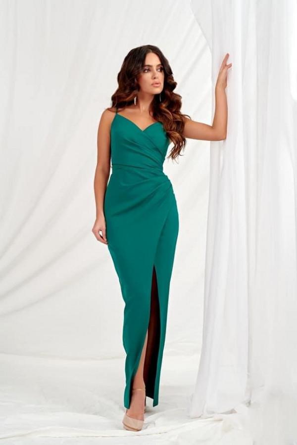 Sukienka Agata II zielona