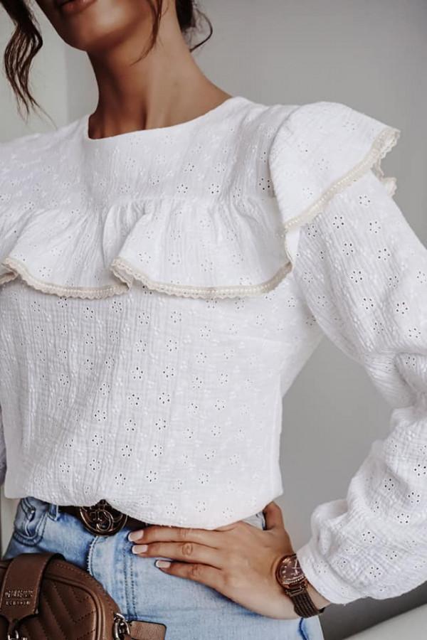 bluzka ażurowa uno