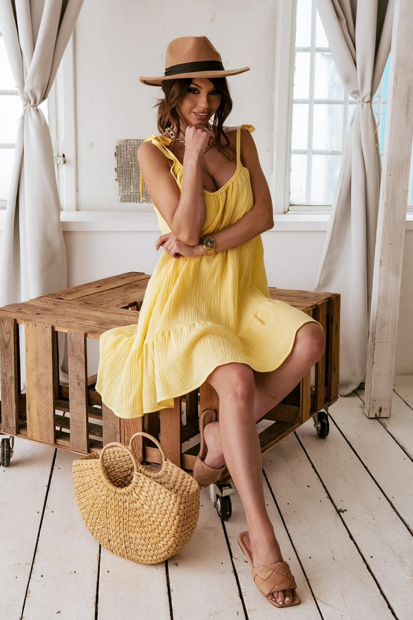 Sukienka Nadia Lemon 1