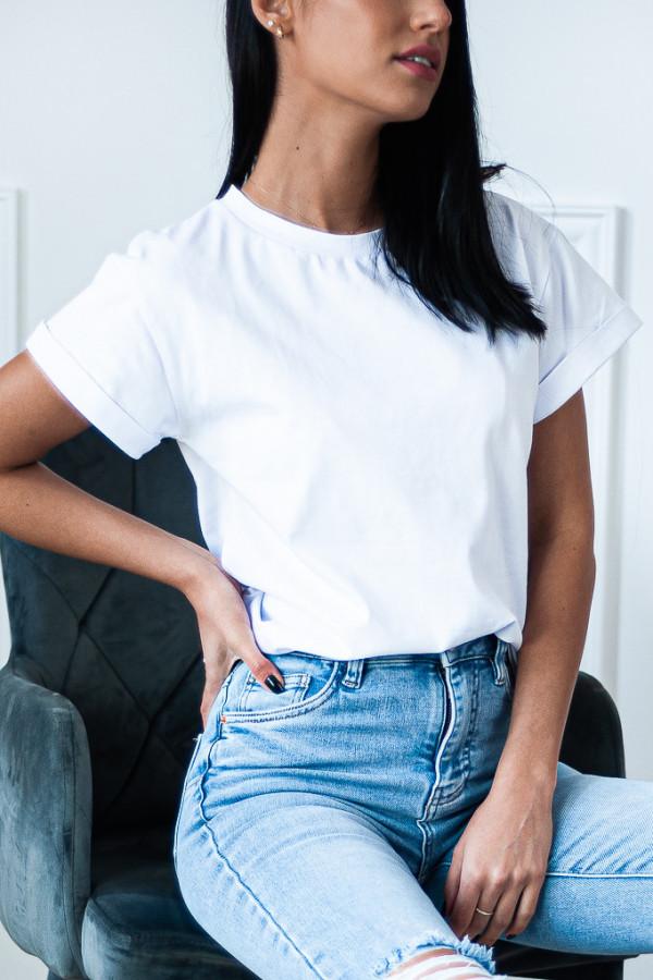 Spodnie jasne jeansowe Emma 1