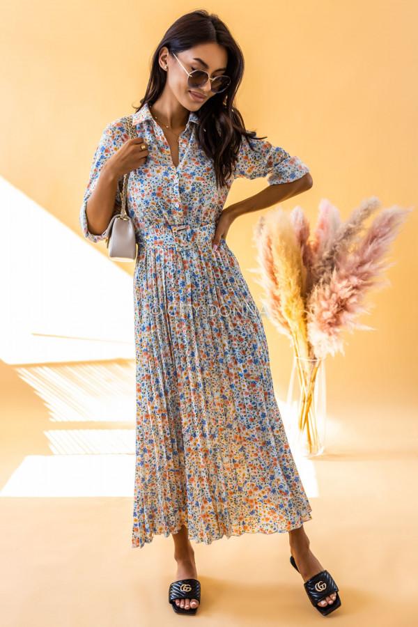 Sukienka Martha w kwiatki