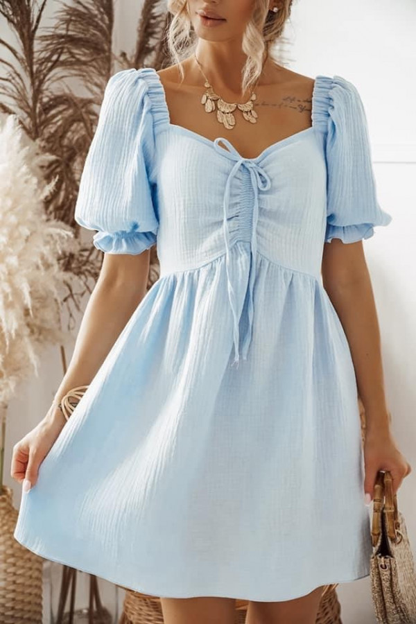 Błękitna sukienka Kaja