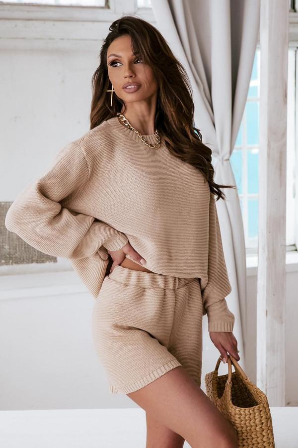 Komplet sweterkowy 1