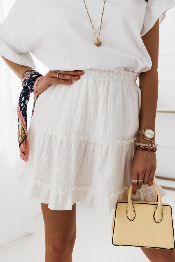 Spódniczka biała Diana 5