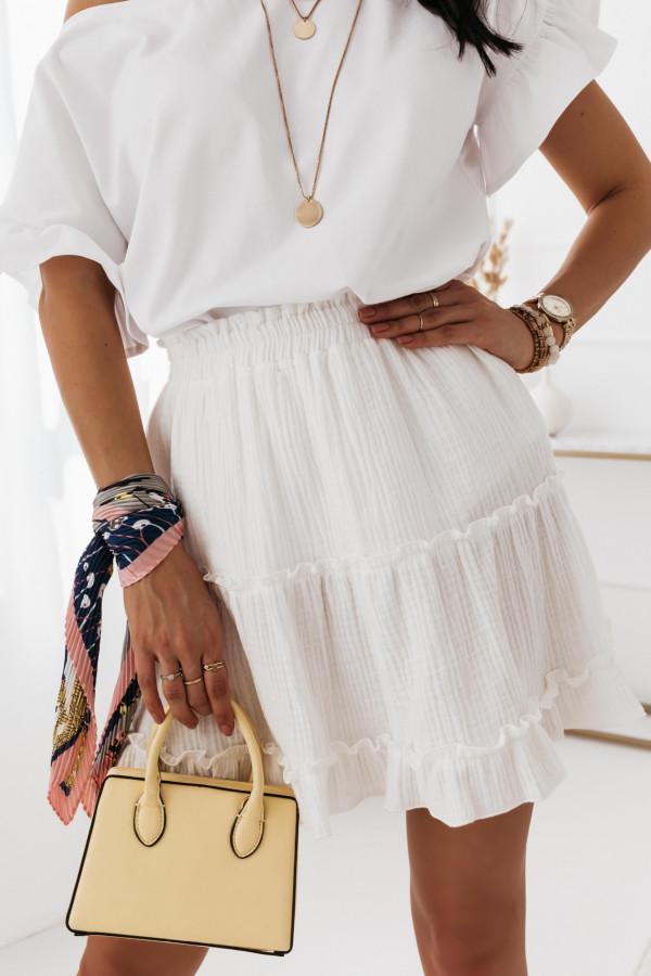 Spódniczka biała Diana 6