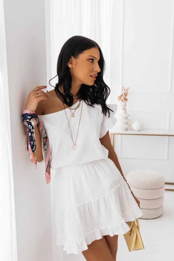 Spódniczka biała Diana 10