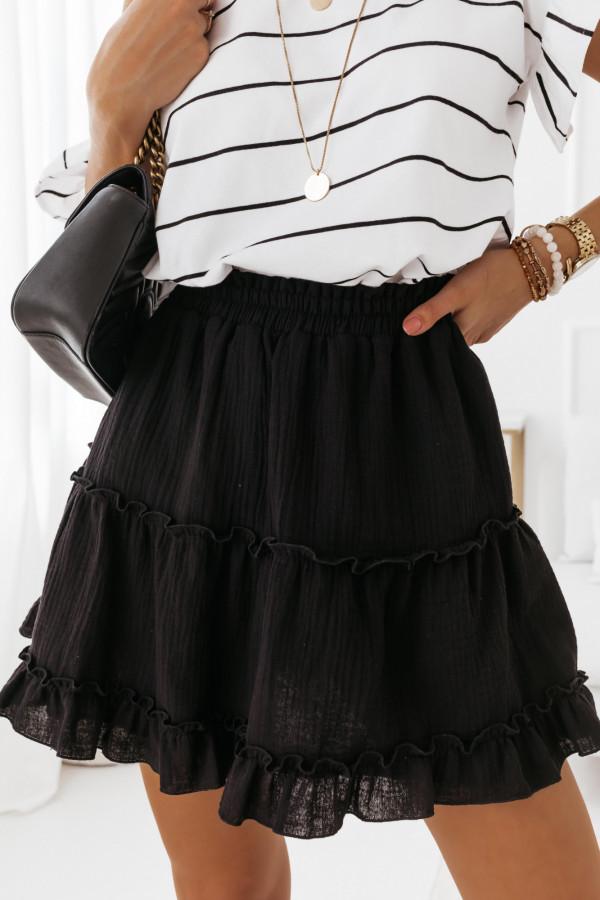 Spódniczka czarna Katrine 6