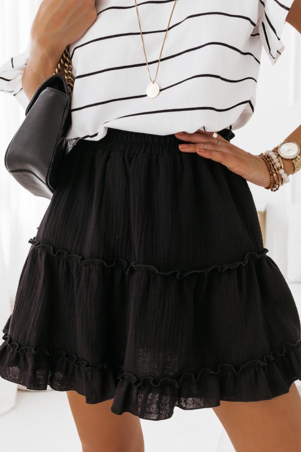 Spódniczka czarna Katrine 7