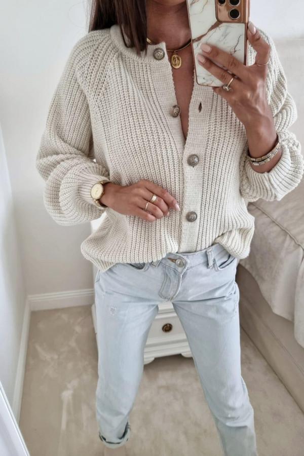 Sweter biały Julia 2