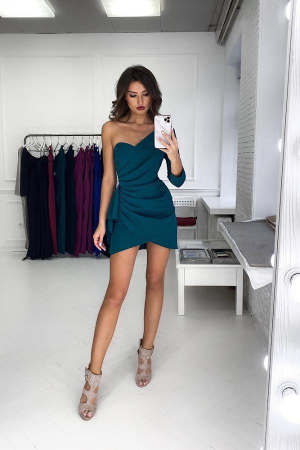 Sukienka Queeny - zielony