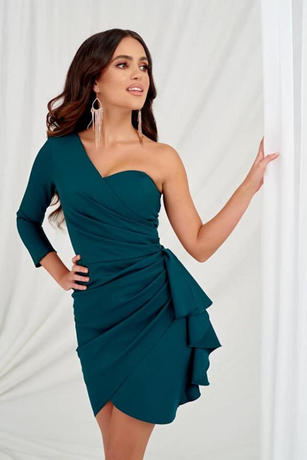 Sukienka Queeny - zielony 1