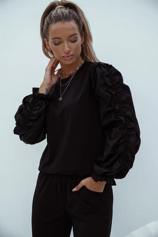 KOMPLET DRESOW BLACK