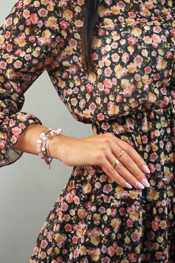 Sukienka Anna flowers 1
