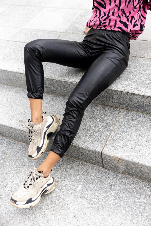 Spodnie floyd black
