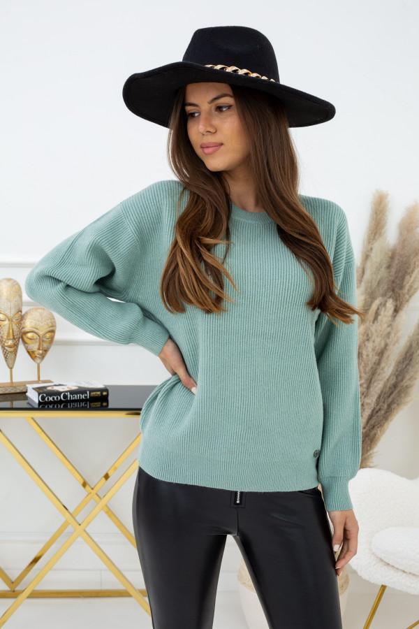 Sweter Indeks WJ94469a MIĘTA