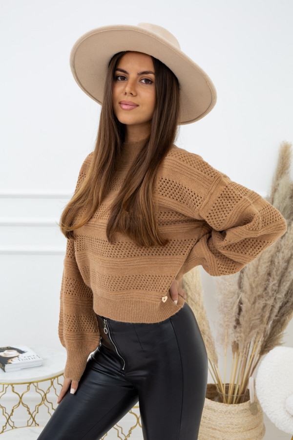 Sweter Indeks QC94917 CARMEL